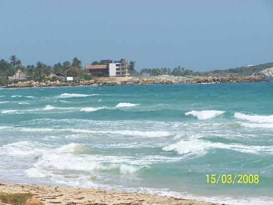 Margarita Adası, Venezuela: Nice Beach