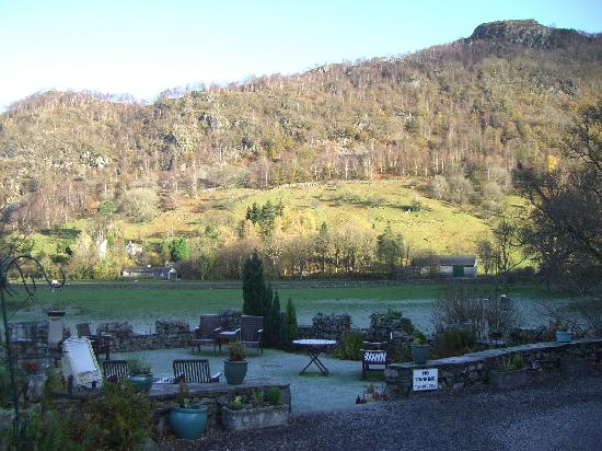 The Leathes Head Country House Hotel: View from the hotel window