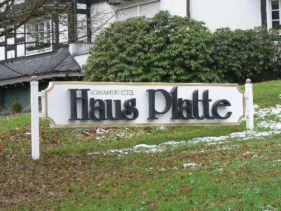 Attendorn, Germania: the hotel