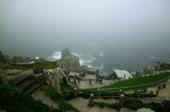 Penzance, UK: Misty Minack