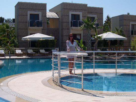 Bodrium Hotel & You SPA: Fab Pool and very quiet and relaxing