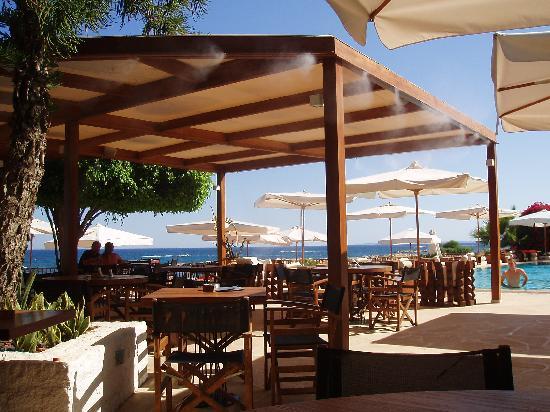 Londa Hotel : Outside Bar