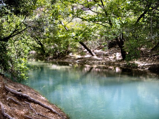 Afandou, Greece: Seven Springs