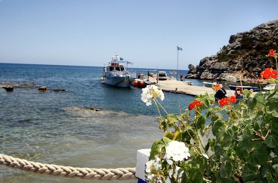 Афандоу, Греция: Kolymbia Beach