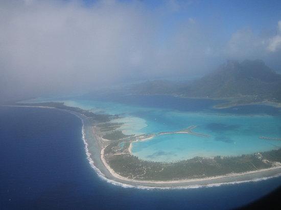 Tahiti, Fransk Polynesia: Moorea