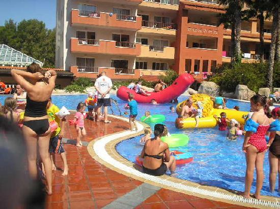 H10 Mediterranean Village: Kids Inflatables