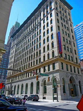 SPRINGHILL SUITES BALTIMORE DOWNTOWN/INNER HARBOR $119 ($̶1̶3̶2̶)   Updated  2018 Prices U0026 Hotel Reviews   MD   TripAdvisor