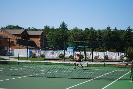 Northern Bay Resort: Tennis