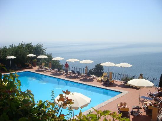 Grand Hotel San Pietro Taormina Italy