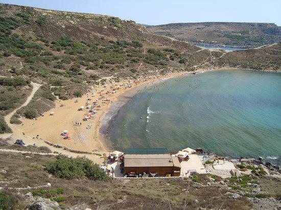 Island of Malta, Malta: Ghajn Tuffieha
