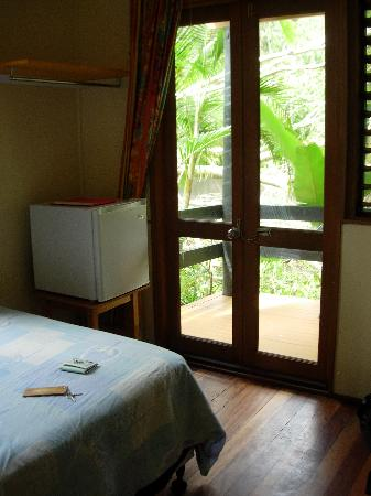 Colo I Suva Rainforest Eco Resort: rooms basic
