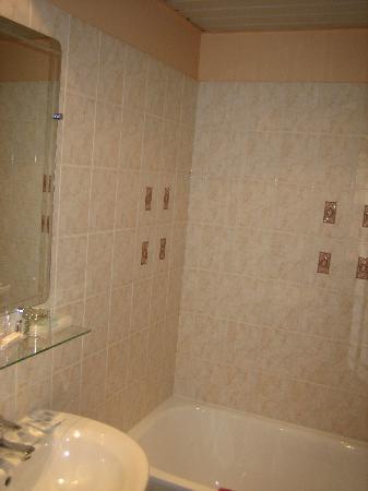 Hotel Diana: bagno