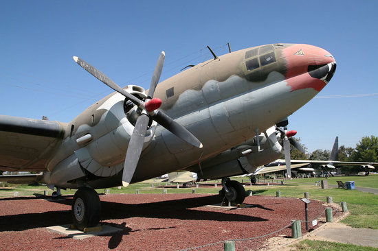 Этуотер, Калифорния: un rare C-46
