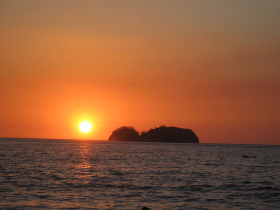 San Blas, Mexico: Pacific Sunset, Playa Hormosa, Costa Rica