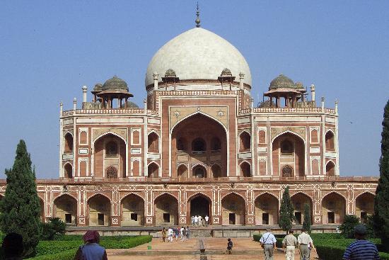 New Delhi, India: Humayun's Tomb, Delhi