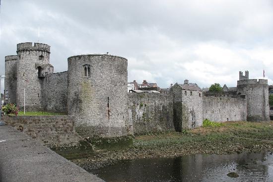 Limerick - King John's Castle