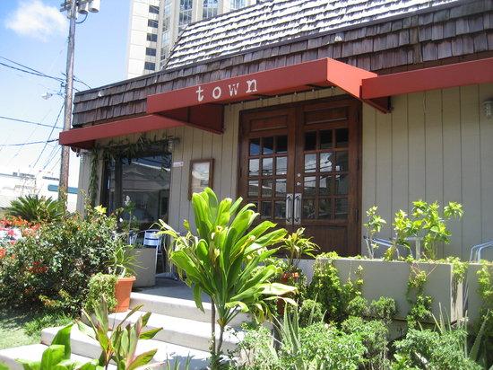 Town Restaurant Honolulu Menu Prices Restaurant