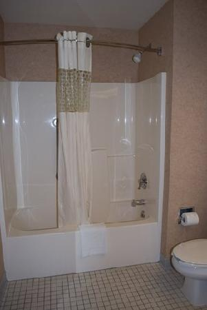Hampton Inn Missoula: Bathroom Missoula Hampton Inn