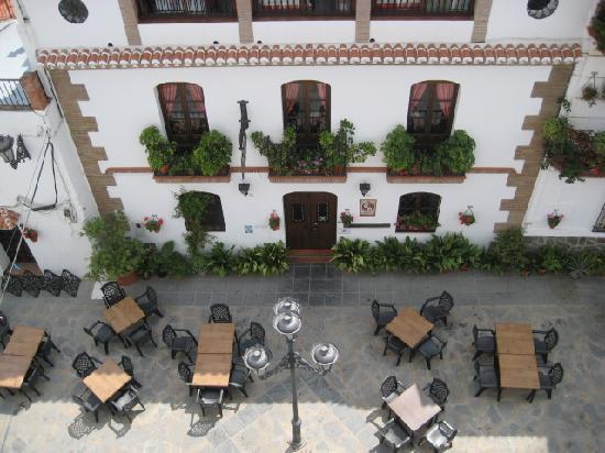 Posada la Plaza: La Plaza