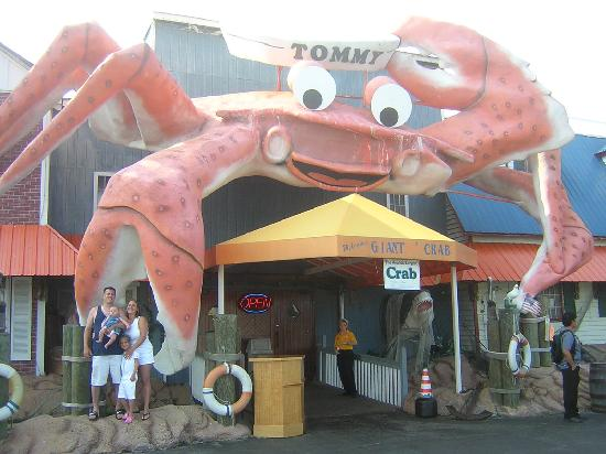 Giant Crab Seafood Restaurant The Most Delicious They Have A Gift And