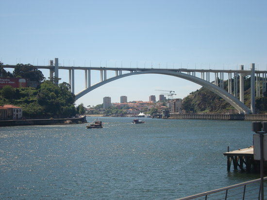 Porto, Portugal: Ponte Arrábida