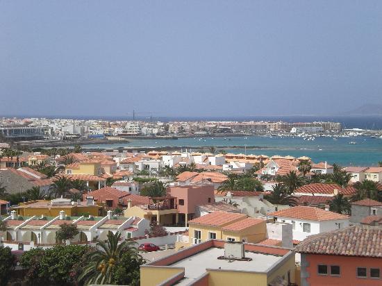 Corralejo rooftops