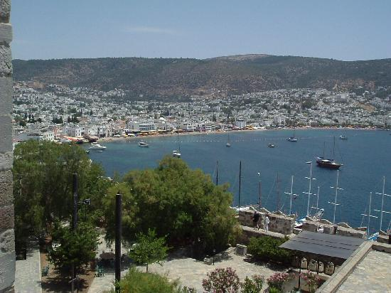 Turkey: Bodrum from the castle