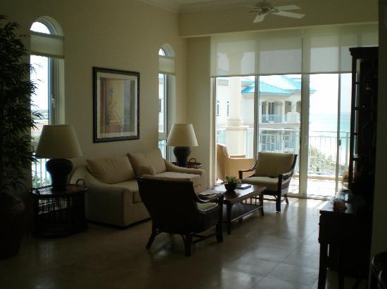 Seven Stars Resort & Spa: Living Room