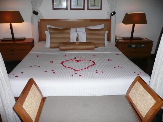 Eden Resort & Spa : Our room