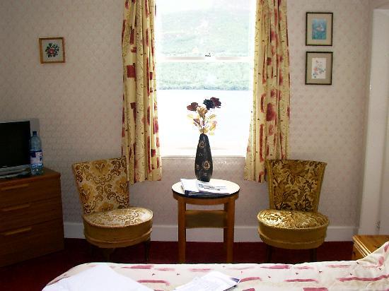 Letterfinlay Lodge Hotel: Decoración segunda habitación