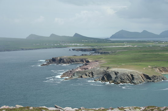 Beautiful An Daingean (Dingle Peninsula)