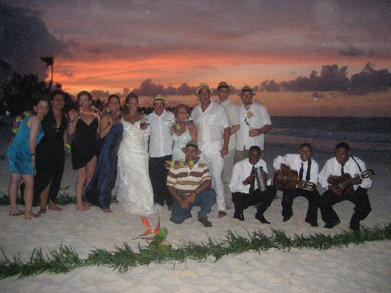 Paradisus Punta Cana Resort: wedding 2
