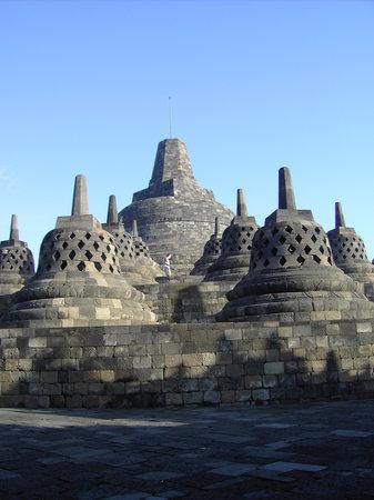 Боробудур, Индонезия: Borobudur Temple
