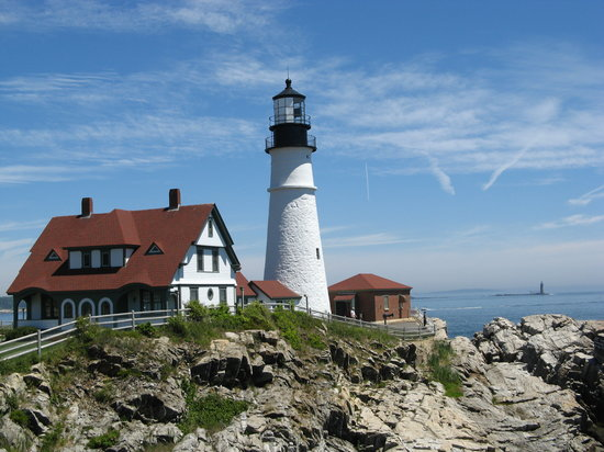 Cape Elizabeth, ME: Portland Head Light
