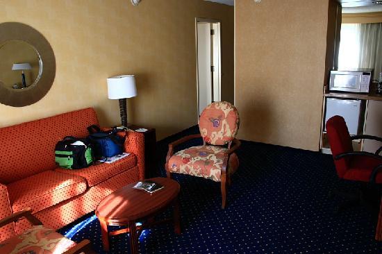卡馬里奧萬怡酒店照片