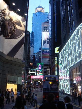 lan kwai fong from queen s road central picture of hong kong rh tripadvisor com