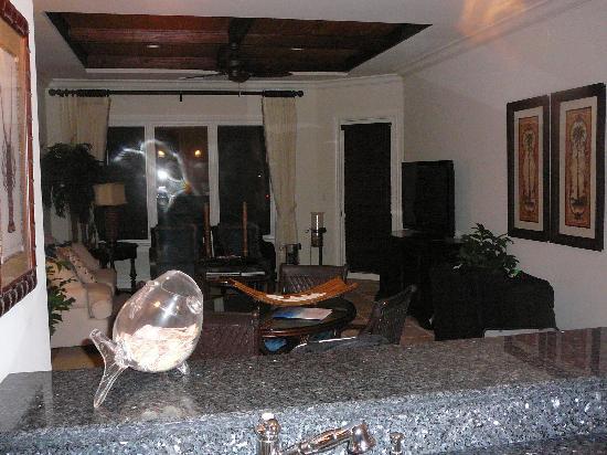 Grand Isle Resort & Spa : Living Room