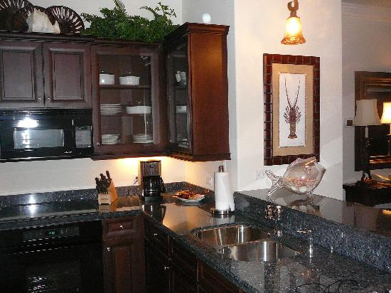 Grand Isle Resort & Spa: Kitchen