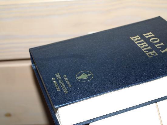 Cedar Point's Lighthouse Point: dusty bible