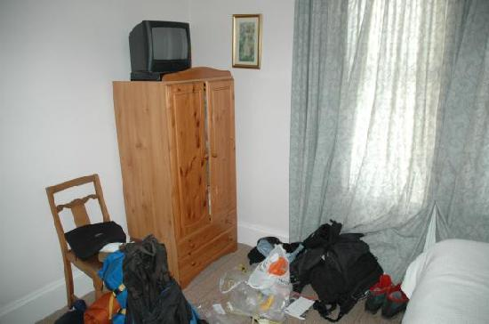 Berkeley House: Room