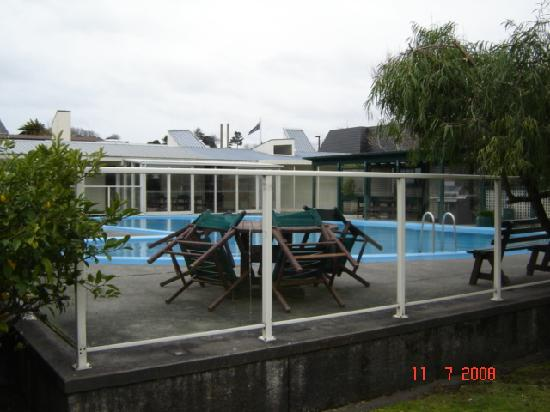 Kingsgate Hotel The Avenue Wanganui: Pool Area