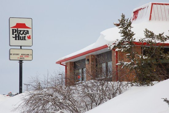 Pizza Hut, Yellowknife