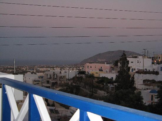 Margarita Hotel: Aussicht vom Balkon