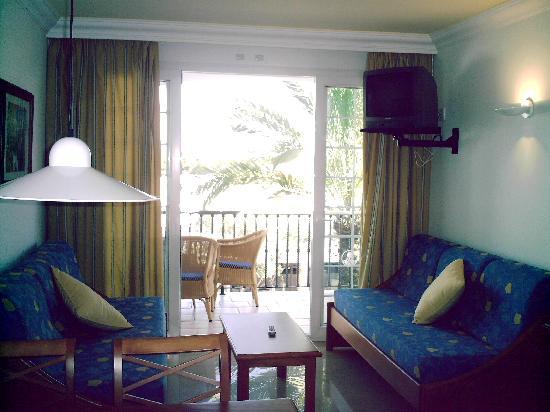 Inturotel Sa Marina: Lounge
