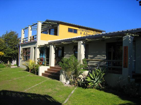 Cape Agulhas Backpackers: the building