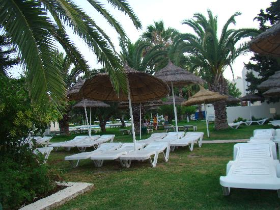 Seabel Alhambra Beach Golf & Spa: jardin