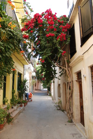 Rethymnon, Yunani: Around the Old Town