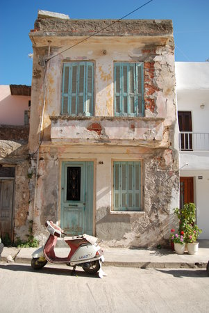 Rethymnon, Grecia: A Most Fantastic Building