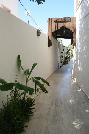 Aegean Gate Hotel: lovely hallway