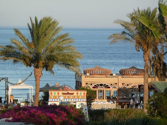 Baron Resort Sharm El Sheikh: ristorante indiano sulla spiaggia